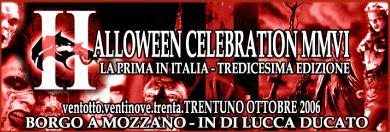 Halloweencelebration - Borgo a Mozzano