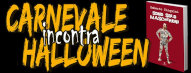 Carnevale incontra Halloween